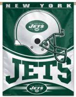 New York Jets Vertical Banner