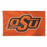 3'x5' Deluxe Oklahoma State University Flag
