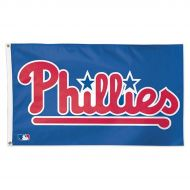 3' X 5' Deluxe Philadelphia Phillies Flag