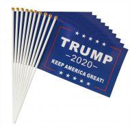 Trump 2020 KAGA Handheld Mini Flag