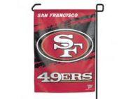 San Francisco 49ers Garden Banner