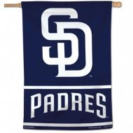 San Diego Padres Vertical Flag