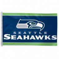 3' X 5' Seattle Seahawks Flag