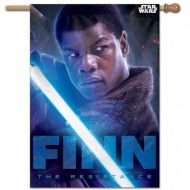 Star Wars / New Trilogy Finn Vertical Flag