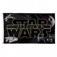 Star Wars / Original Trilogy Deluxe Logo Flag