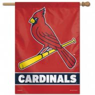St. Louis Cardinals Vertical Flag