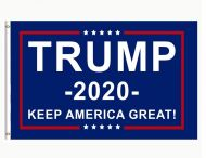 Trump 2020 Flag - Official Campaign Flag