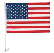 Economy US Car Flag