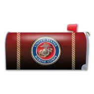 USMC Seal Mailbox Cover Magnet