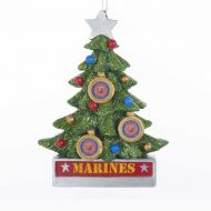 U.S. Marine Corps Christmas Tree Ornament