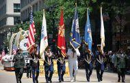 Complete Parade POW/MIA Flag Set