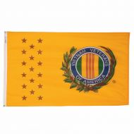 3' X 5' Nylon Vietnam Veterans of America Flag