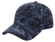 Midnight Digital Camo Low Profile Cap