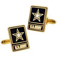 U.S. Army Star Logo Cufflink Set