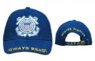 U.S. Coast Guard Always Ready Cap