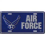 US Air Force Emblem License Plate