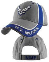 US Air Force Multicolor Cap