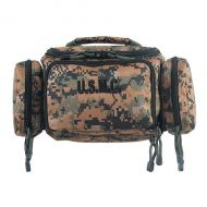 USMC Digital Woodland Camo MOLLE Butt Pack