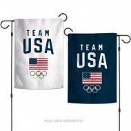 USOC Team USA Logo Garden Banner