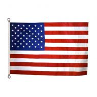 30' X 50' All-American All-Weather Nylon American Flag
