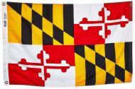 2' X 3' Nylon Maryland State Flag