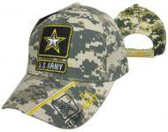 U.S. Army Star Digi Camo Cap