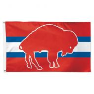 3'x5' Deluxe Buffalo Bills Classic Logo Flag