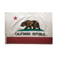 5' X 8' State-Tex Commercial Grade California State Flag