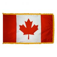 3' X 5' Indoor/Parade Nylon Canada Flag