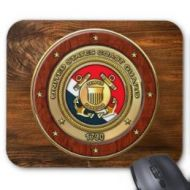US Coast Guard Mouse Pad