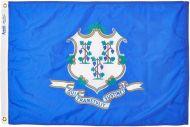 8' X 12' Nylon Connecticut State Flag