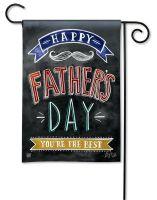 Father's Day Garden Banner