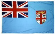 5' X 8' Nylon Fiji Flag