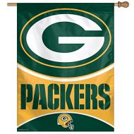 Green Bay Packers Vertical Flag