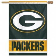 Full Color Green Bay Packers Banner