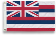 4' X 6' State-Tex Commercial Grade Hawaii State Flag