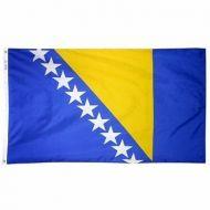 2' X 3' Nylon Bosnia-Herzegovina Flag