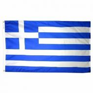12 X 18 Inch Nylon Greece Flag