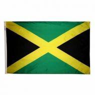 2' X 3' Nylon Jamaica Flag