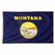 2' X 3' Nylon Montana State Flag