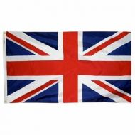 Nylon United Kingdom Flags - Several Sizes
