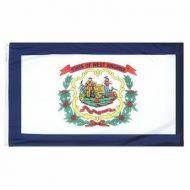 2' X 3' Nylon West Virginia State Flag