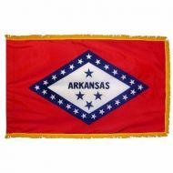 3' X 5' Nylon Indoor/Parade Arkansas State Flag