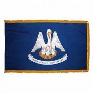 3' X 5' Nylon Indoor/Parade Louisiana State Flag