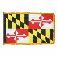 3' X 5' Nylon Indoor/Parade Maryland State Flag