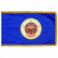 4' X 6' Nylon Indoor/Parade Minnesota State Flag