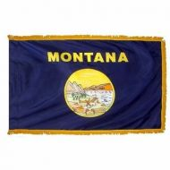 4' X 6' Nylon Indoor/Parade Montana State Flag