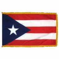 4' X 6' Nylon Indoor/Parade Puerto Rico Flag