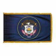 4' X 6' Nylon Indoor/Parade Utah State Flag