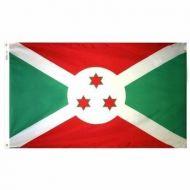 5' X 8' Nylon Burundi Flag